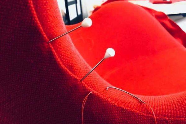 meubelstoffering-dordrecht-stoel-rood