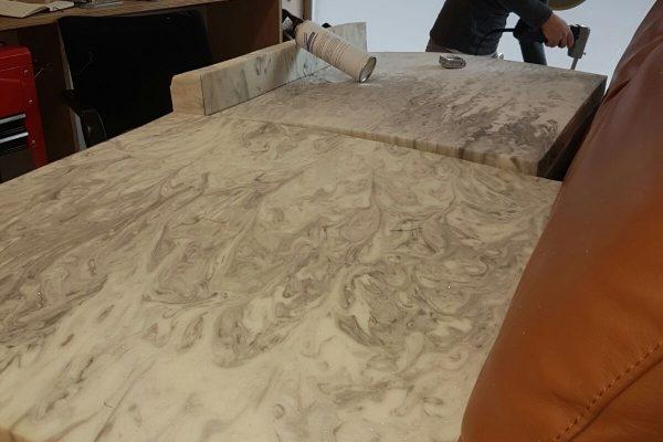 vernieuwen-vullingen-meubel-bankstel-bruin6